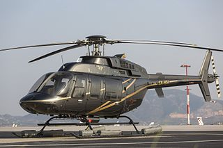 Bell 407, photographer unknown