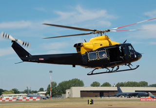 Bell 412, photographer Adrian Pingstone