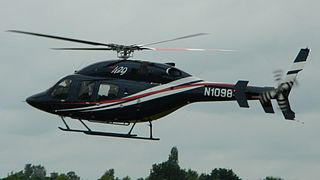 Bell 429 Helicopter, Photo by MilborneOne