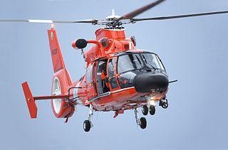 Dauphin HH-65C