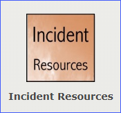 Incident Resources box