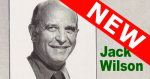 "Photo of Jack Wilson. With ""New"" Banner."