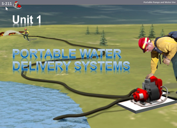 Slide 1 of Unit 1 for S-211 Portable Pumps and Water Use
