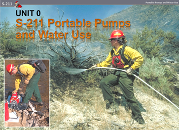Slide 1 of Unit 0 Introduction for S-211 Portable Pumps and Water Use