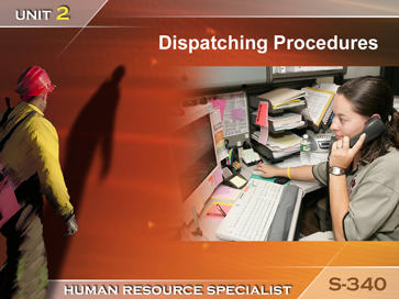 Slide 1 of Unit 2 for S-340 Human Resource Specialist