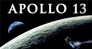 image of Apollo 13 in space movie