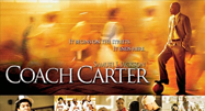 image of basketball coach in Coach Carter movie