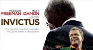 image of Morgan Freeman and Matt Damon in the Invictus movie