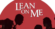 image of silhouettes in Lean on Me movie