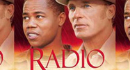 two faces in Radio movie poster