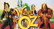 image of Wizard of Oz movie characters