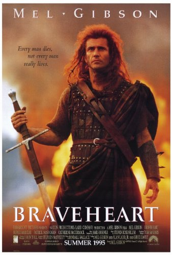 image of Braveheart movie jacket