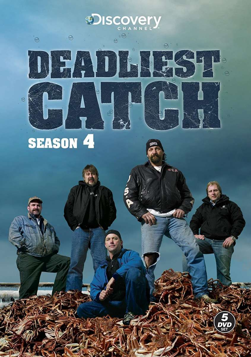 image of Deadliest Catch movie jacket