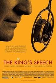 image of Kings Speech movie jacket