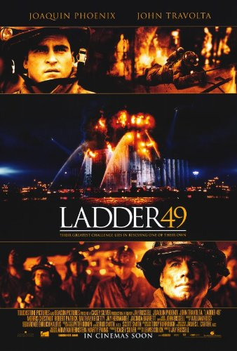 image of Ladder 49 movie jacket