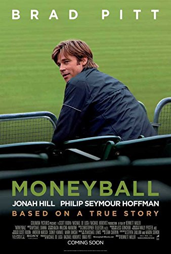 image of Moneyball movie jacket