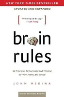 image of book jacket for Brain Rules