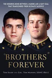 image of book jacket for Brothers Forever