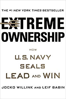 image of book jacket for Extreme Ownership