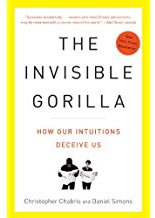 image of book jacket for The Invisible Gorilla