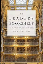 Image of book jacket for The Leader's Bookshelf