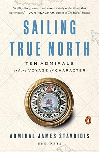 image of book jacket for Sailing True North