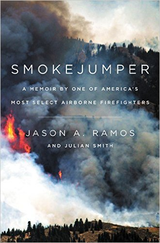 image of book jacket for Smokejumper