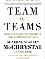 image of book jacket for Team of Teams