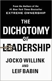 image of book jacket for The Dichotomy of Leadership
