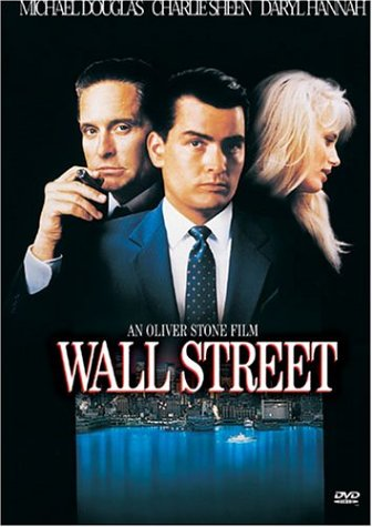 image of Wall Street movie jacket